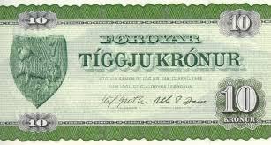 Valuta Færøer Eilanden